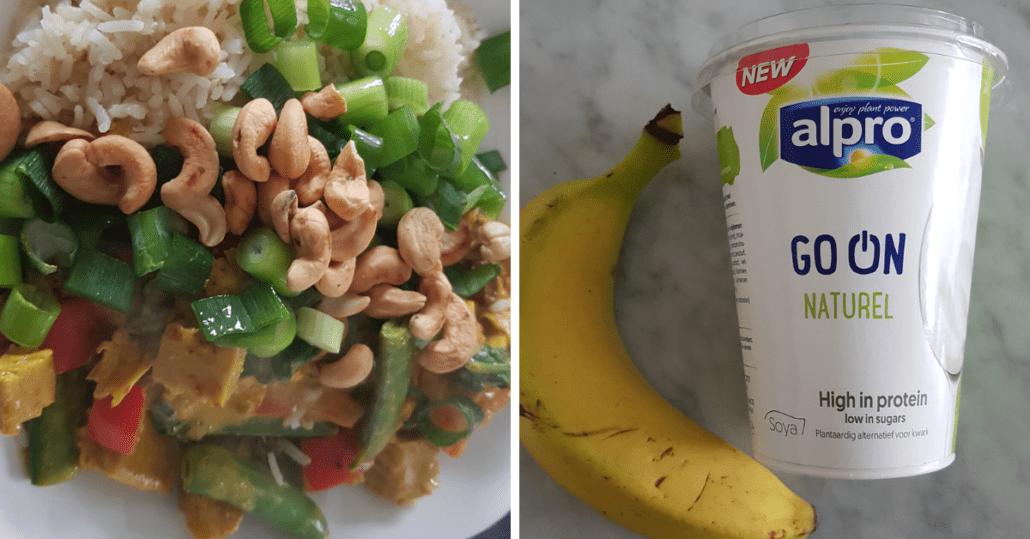 ik eet veganistisch