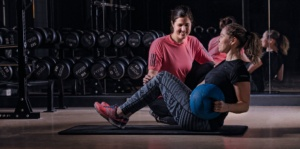 personal training krachttraining voor vrouwen