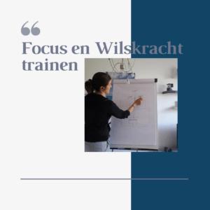 focus wilskracht trainen